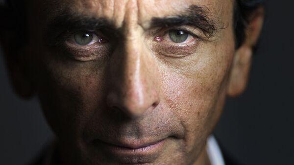 Éric Zemmour, janvier 2015 AFP PHOTO / JOEL SAGET - Sputnik France