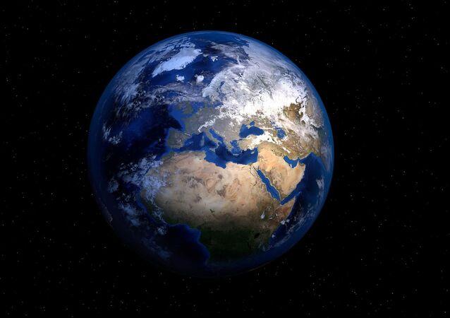 Planète, image d'illustration