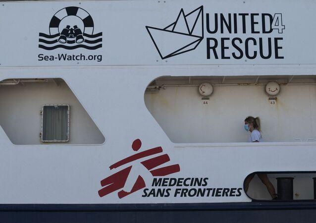MSF, image d'illustration