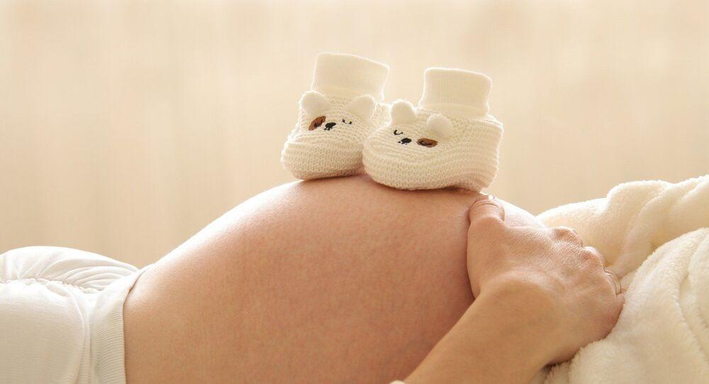 femme enceinte maternité