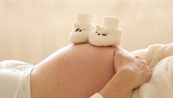 femme enceinte maternité - Sputnik France