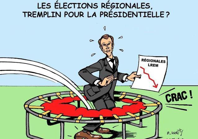 Les élections régionales, tremplin pour la présidentielle?