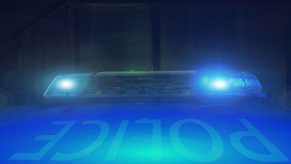 Une voiture de police (image d'illustration) - Sputnik France