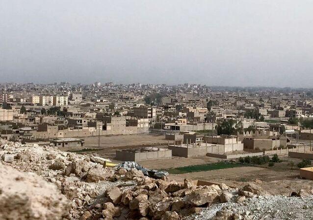 Deir ez-Zor, chef-lieu du gouvernorat éponyme