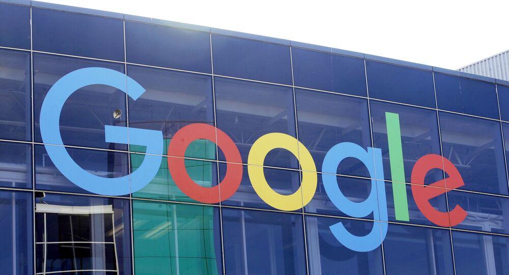 Bâtiment de Google