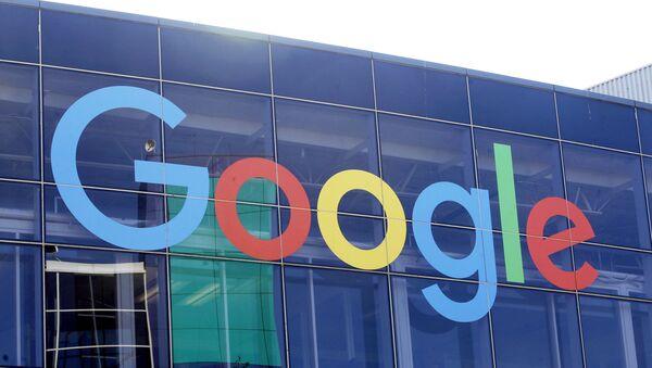 Bâtiment de Google à Mountain View, Californie  - Sputnik France