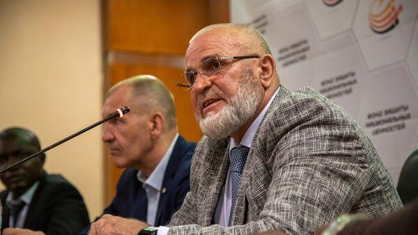 Alexandre Ivanov, chef de la Communauté des officiers pour la sécurité internationale - Sputnik France