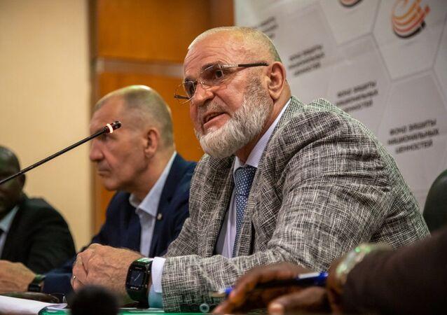 Alexandre Ivanov, chef de la Communauté des officiers pour la sécurité internationale