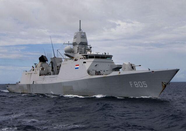 Frégate de la Marine Royale néerlandaise Evertsen
