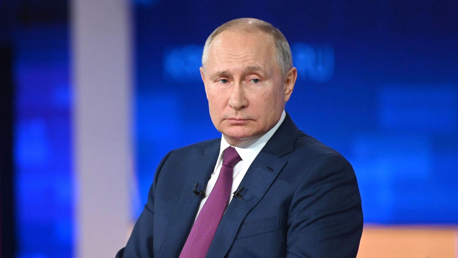 Vladimir Poutine - Sputnik France, 1920, 23.08.2021