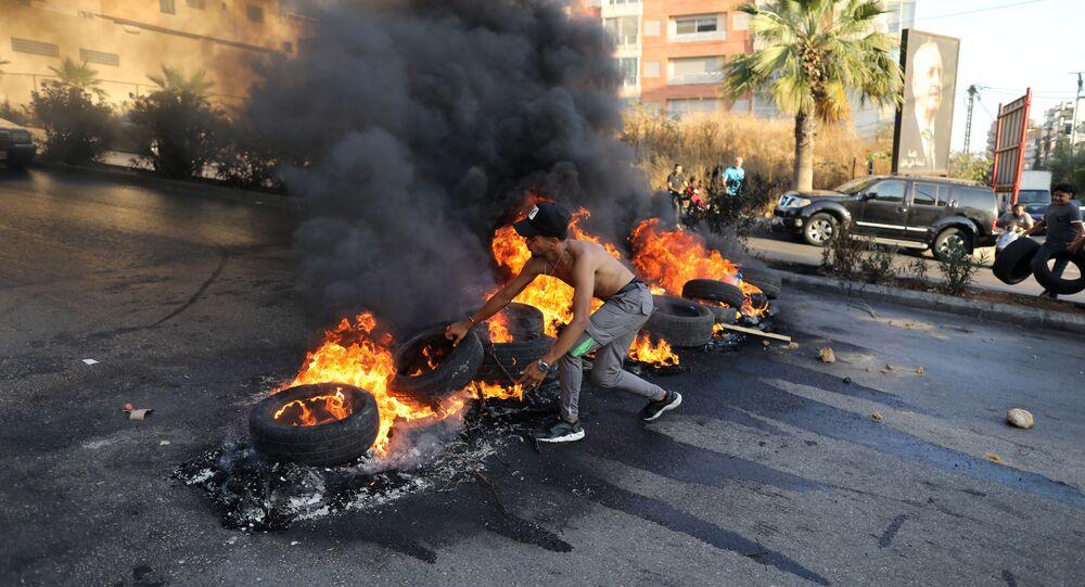 Crise au Liban