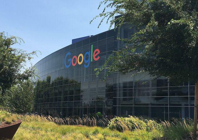 Google, siège en Californie