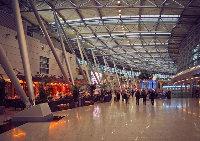 Aéroport de Düsseldorf (image d'illustration)