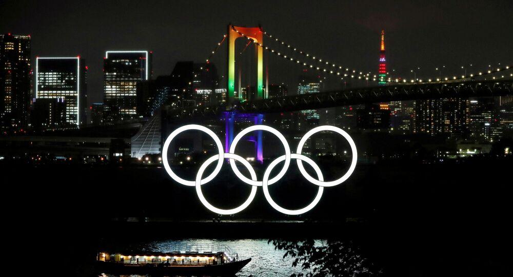 Jeux olympiques 2020 de Tokyo