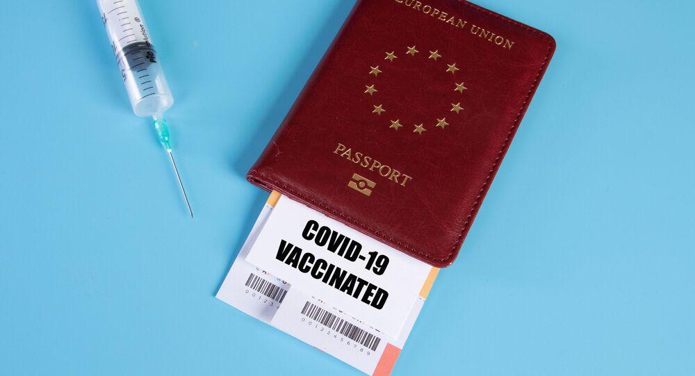 Certificat de vaccination (image d'illustration)