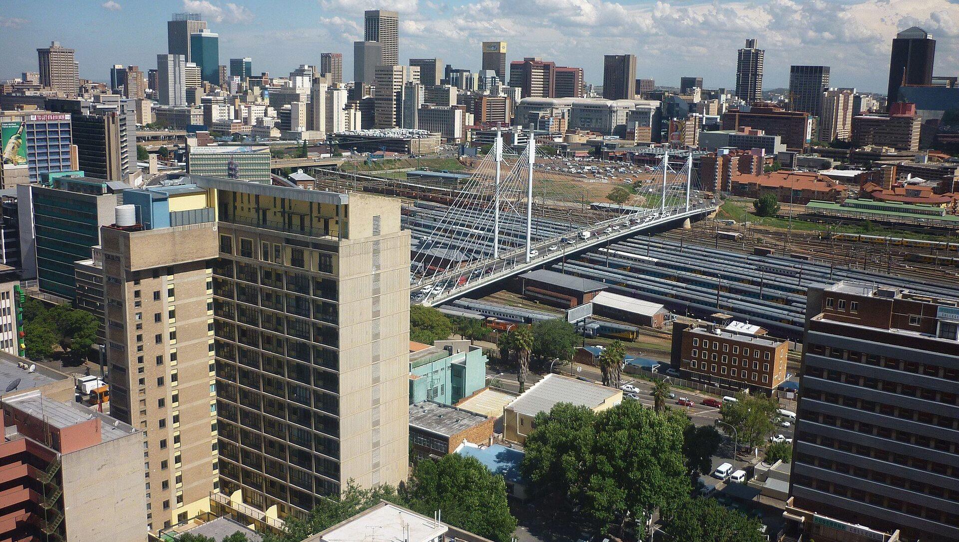 Johannesburg - Sputnik France, 1920, 31.08.2021