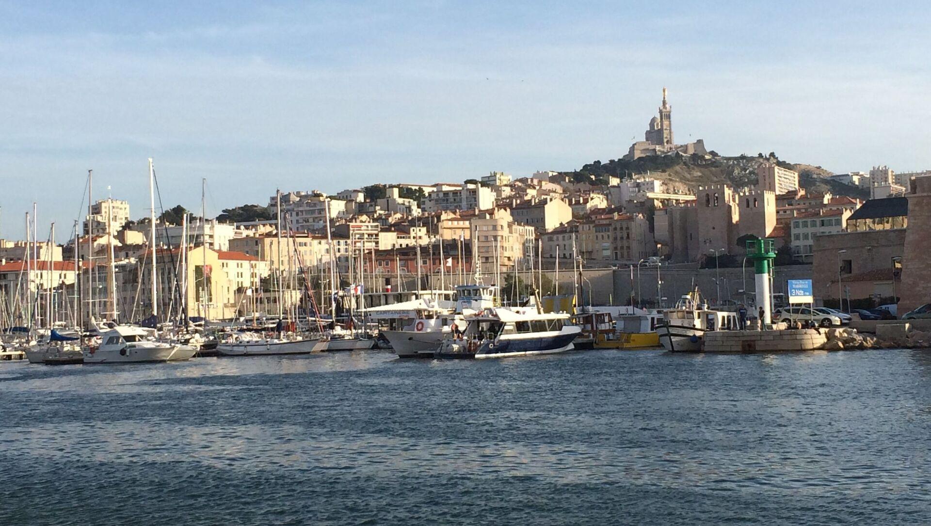 Marseille - Sputnik France, 1920, 01.09.2021