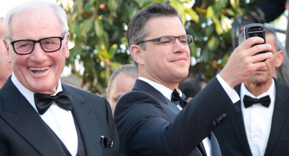 Matt Damon au 66e Festival de Cannes