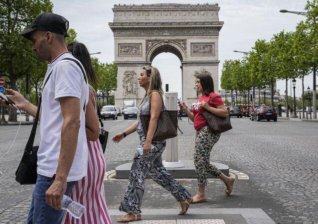 Paris, France (photo d'archives)