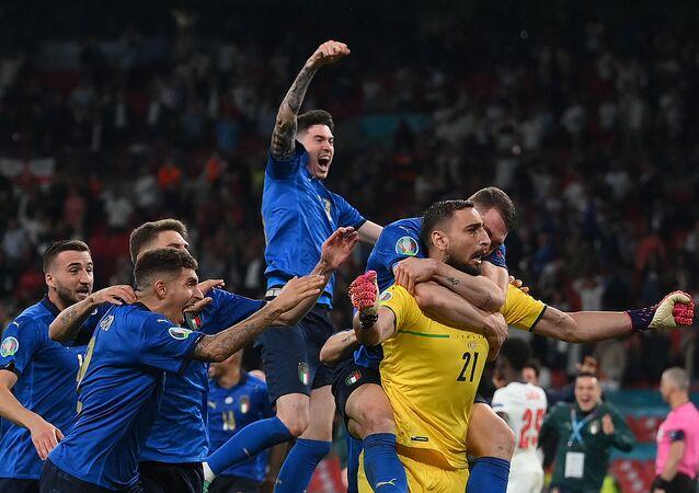L'Italie remporte l'Euro 2020
