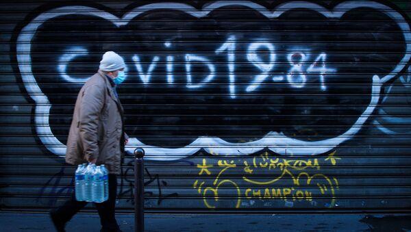 Covid 19 crise sanitaire - Sputnik France
