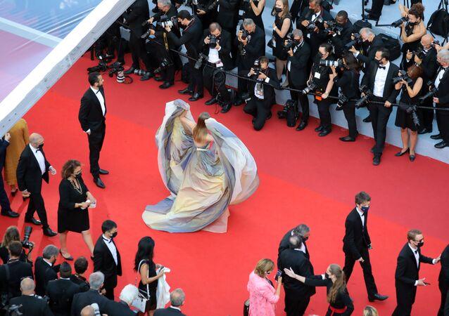 Le festival de Cannes 2021