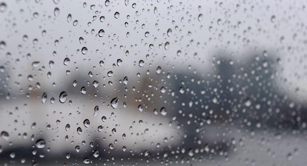 La pluie (image d'illustration)