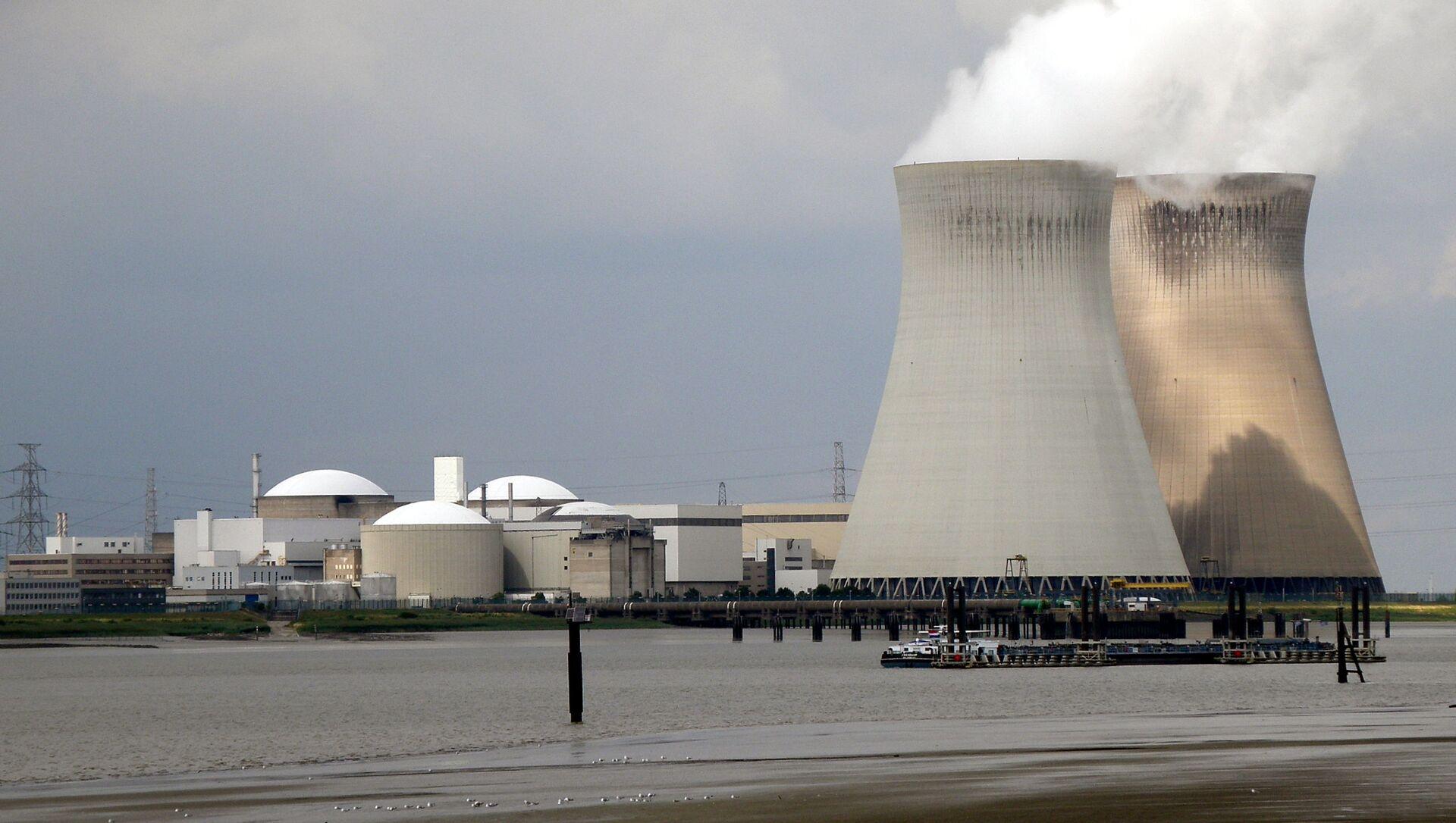 Centrale nucléaire de Doel en Belgique - Sputnik France, 1920, 27.08.2021