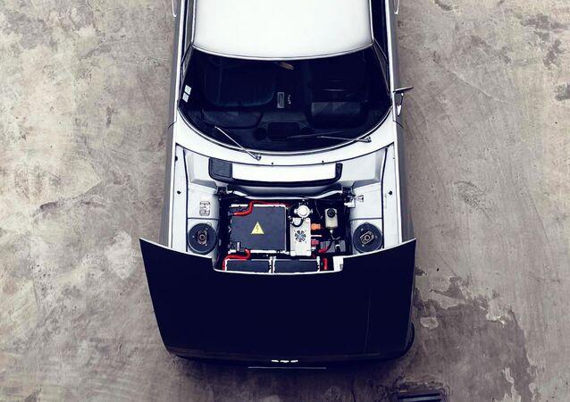 Retrofit - Peugeot 504