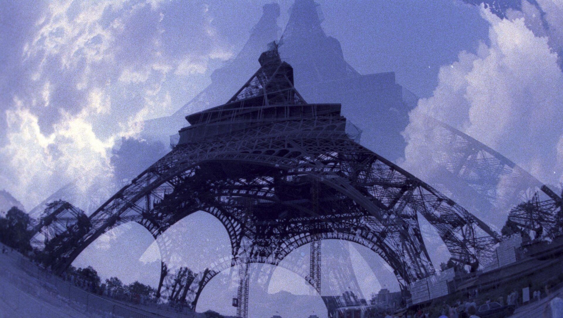 Paris, Tour Eiffel - Sputnik France, 1920, 06.08.2021