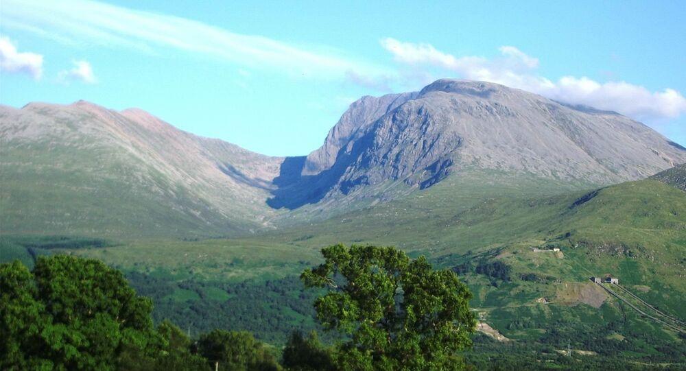 Ben Nevis, Écosse