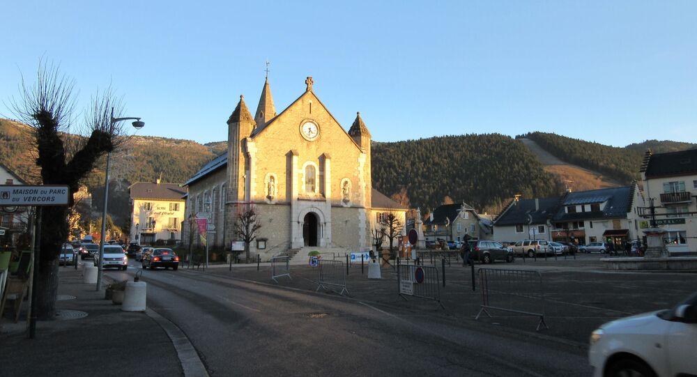 Lans-en-Vercors, en Isère