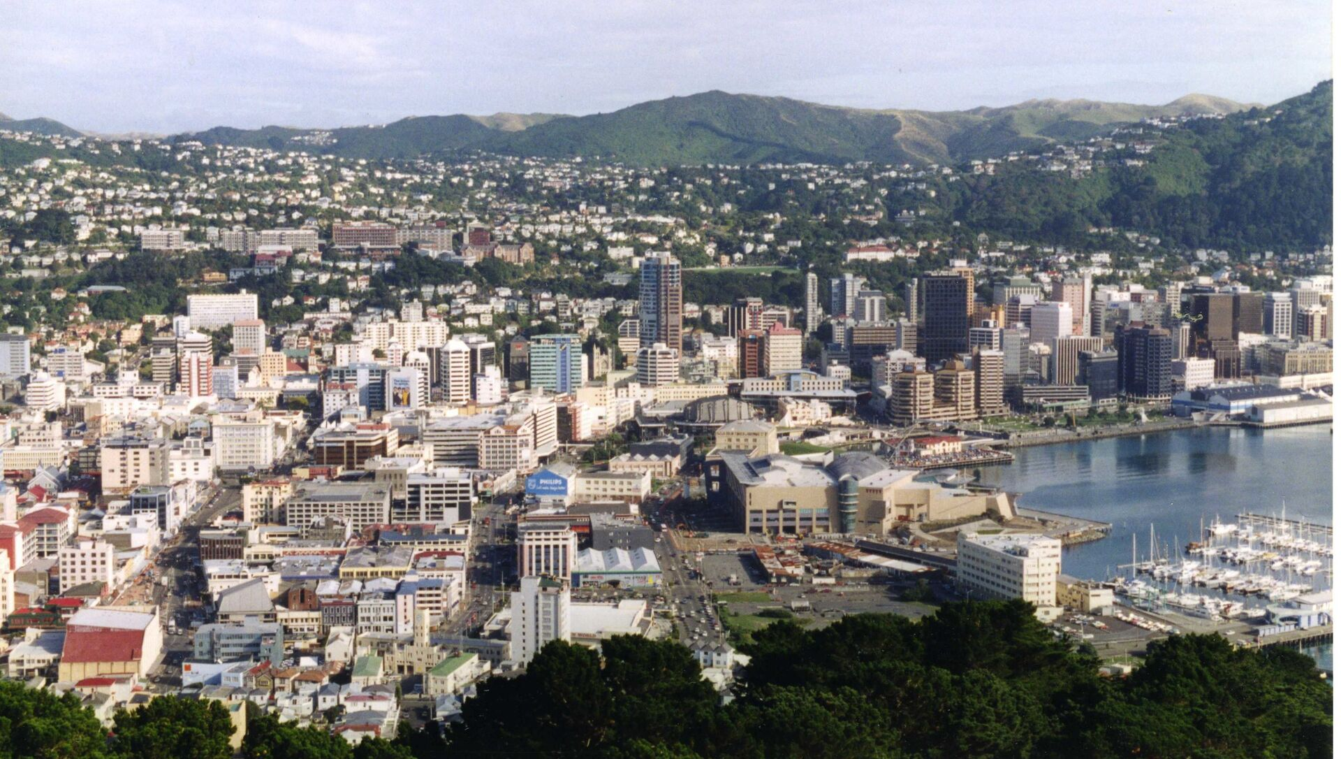 Wellington, Nouvelle-Zélande (archive photo) - Sputnik France, 1920, 23.08.2021