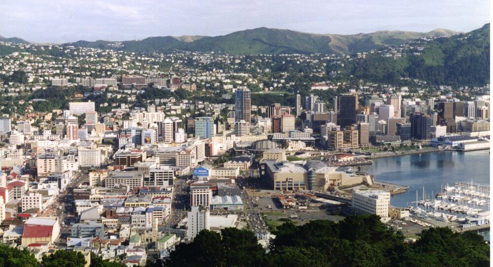 Wellington, Nouvelle-Zélande (archive photo)