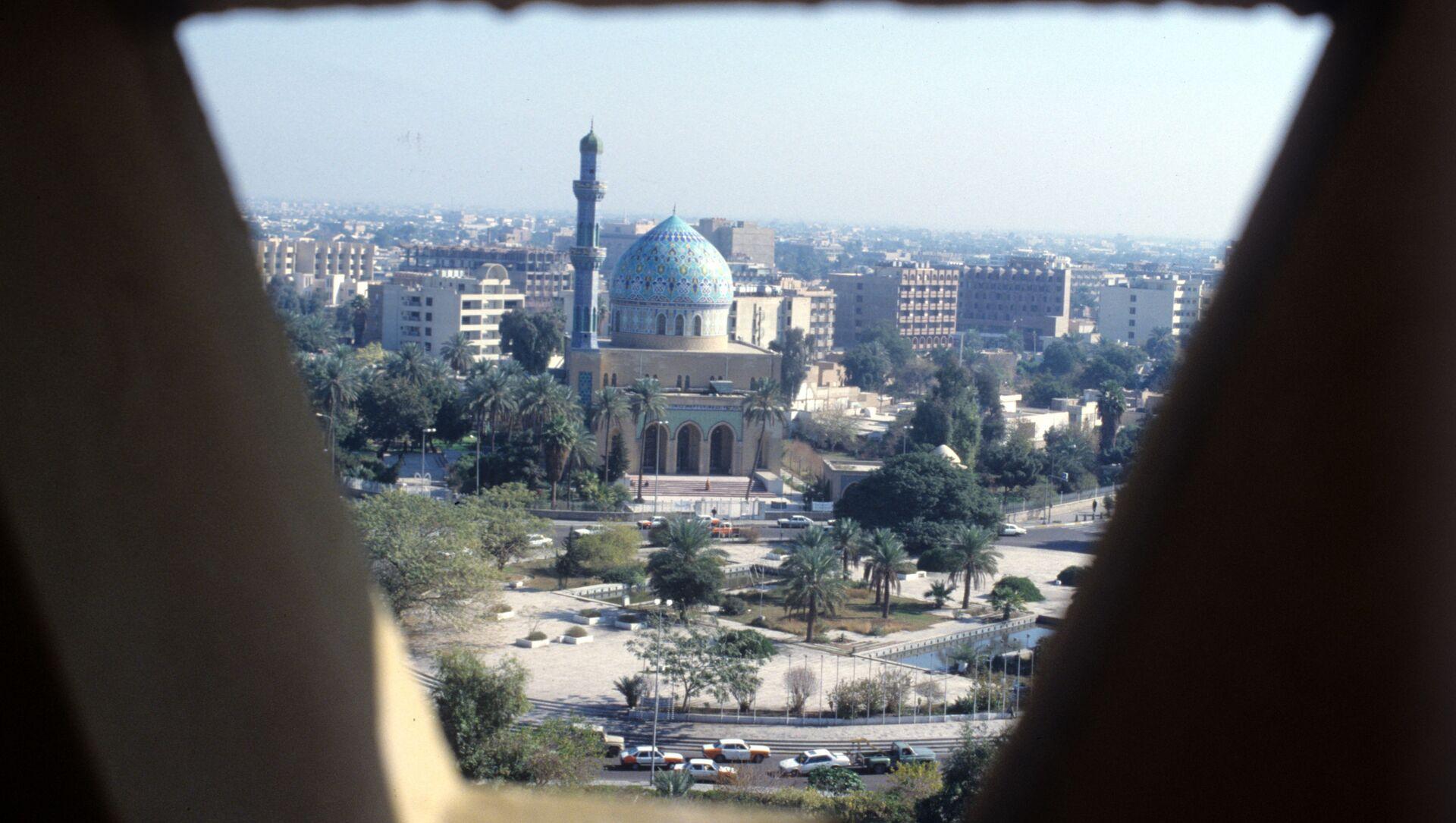 Bagdad, Irak - Sputnik France, 1920, 08.08.2021