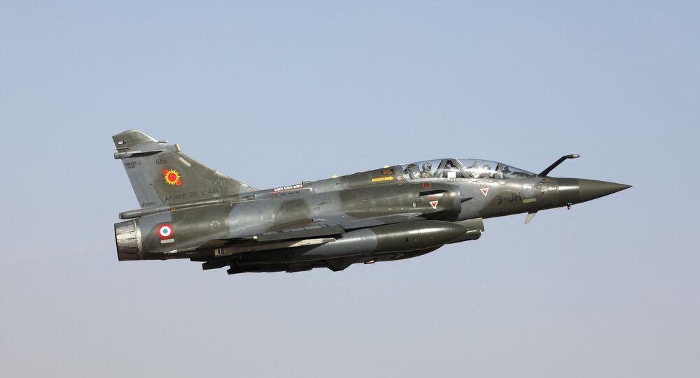 Mirage 2000 (photo d'archives)