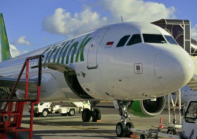 Un avion de la compagnie Citilink