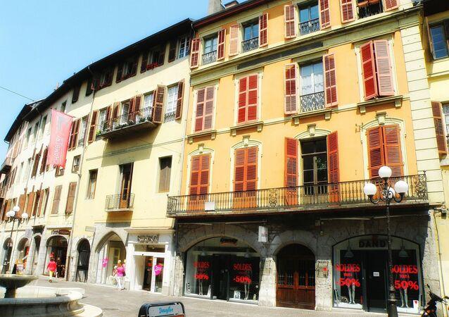 Chambéry, France (photo d'archives)