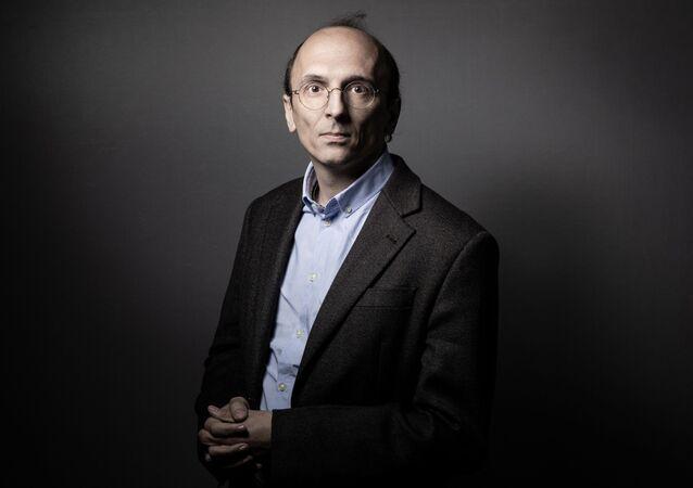 L'avocat en droit de la santé publique Fabrice Di Vizio, mai 2020
