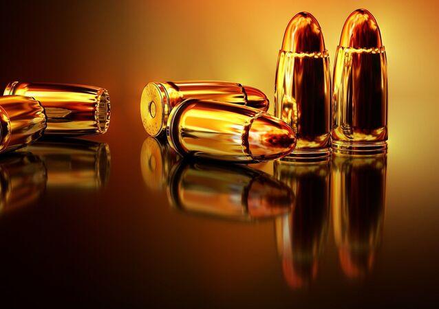 Munitions. Image d'illustration