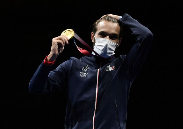 Romain Cannone, premier champion olympique français aux JO 2020