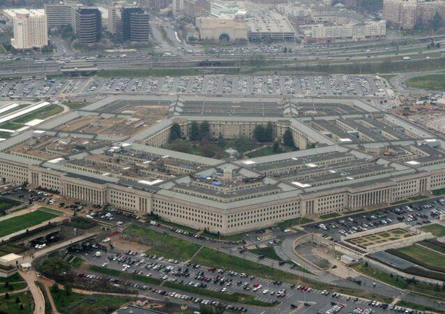 Le Pentagone, photo d'archives