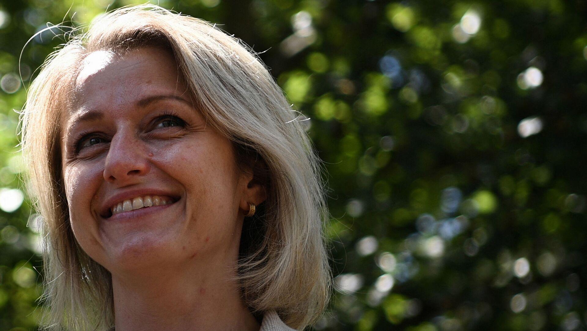 Barbara Pompili, ministre de la transition écologique, 11 juillet 2020 (Anne-Christine POUJOULAT / AFP) - Sputnik France, 1920, 31.07.2021