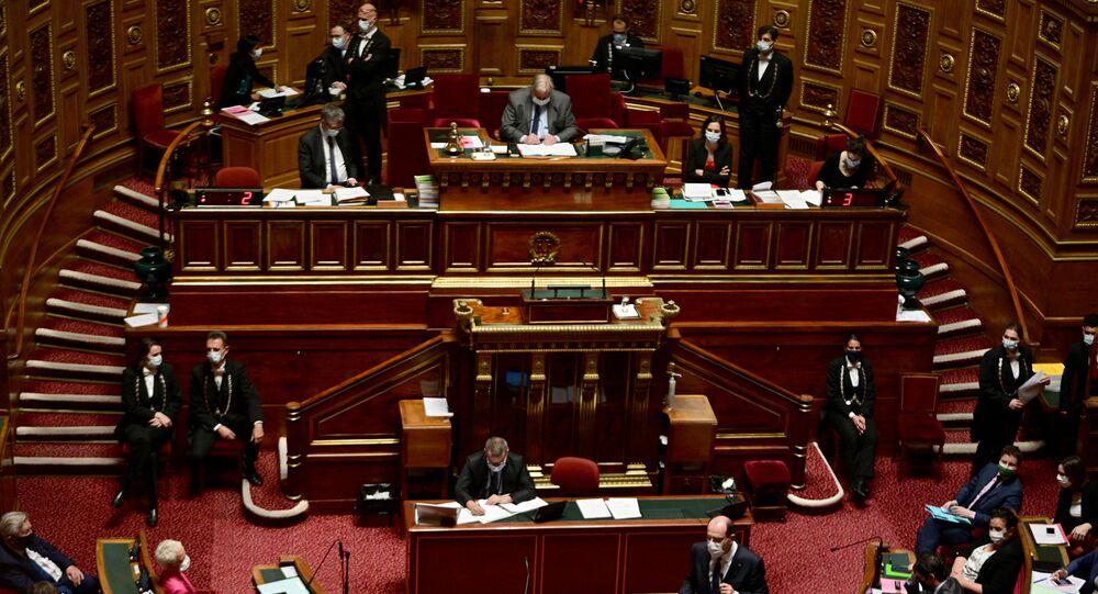 Sénat français (photo d'archives)