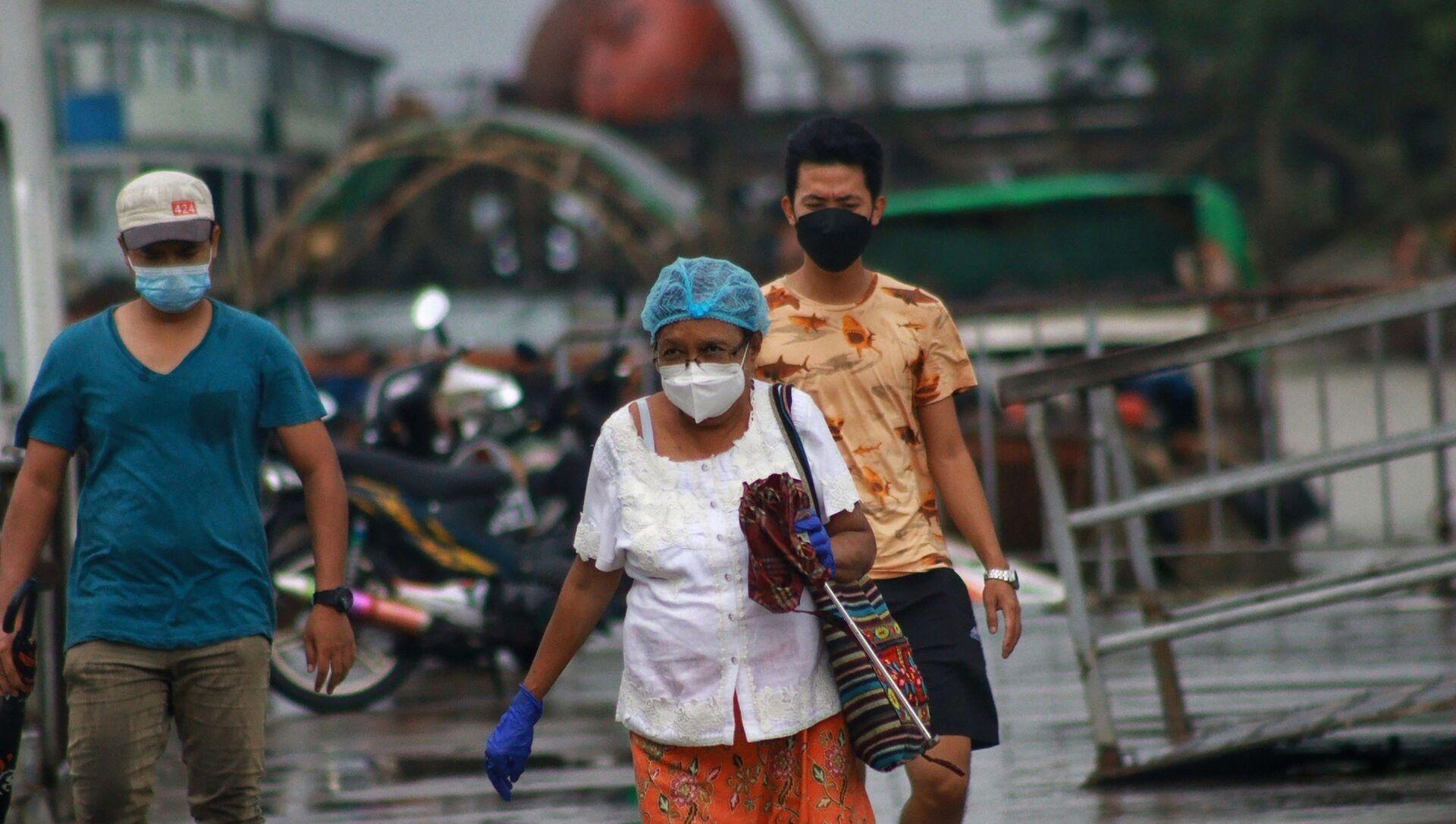 En Birmanie, le 27 juillet 2021 - Sputnik France, 1920, 27.08.2021