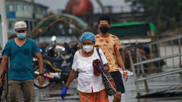 En Birmanie, le 27 juillet 2021 - Sputnik France