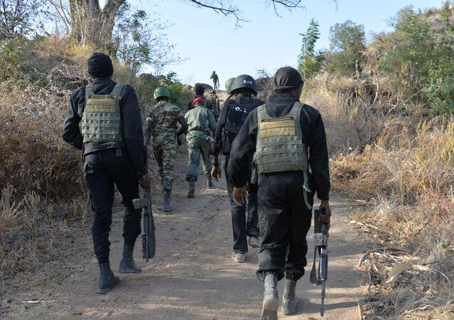 L'armée camerounaise, image d'illustration