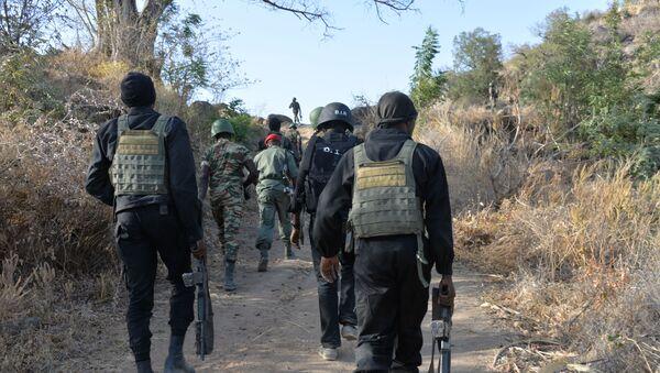 L'armée camerounaise - Sputnik France