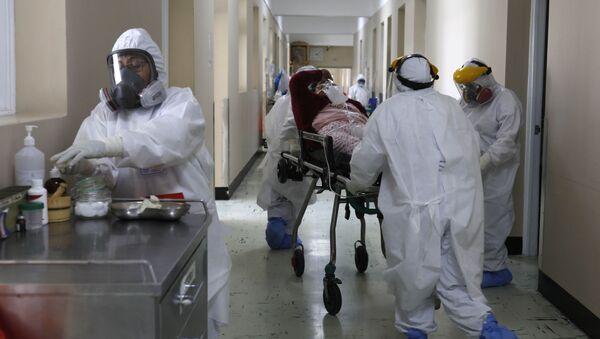 Un hôpital au Pérou - Sputnik France