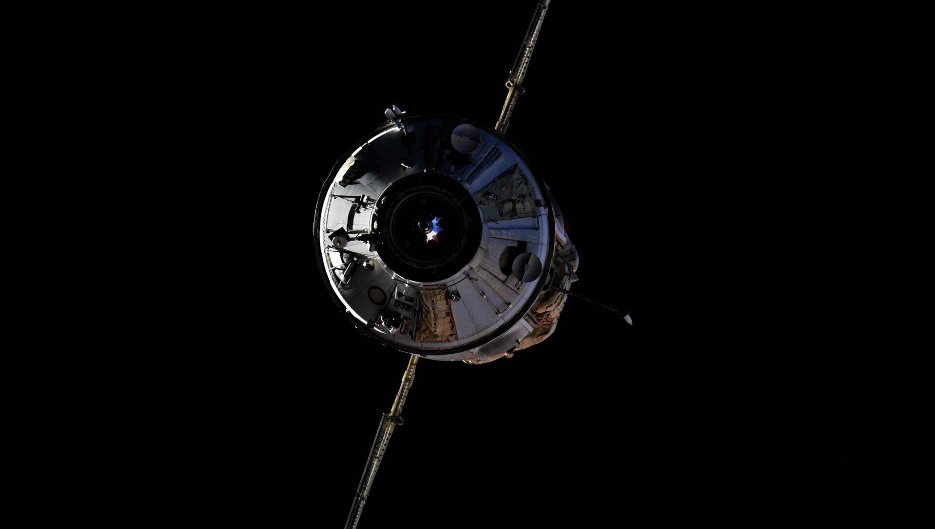 Le module scientifique russe Nauka s'arrime à l'ISS, le 29 juillet 2021 - Sputnik France, 1920, 29.07.2021